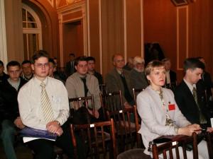 """Торжественное открытие первой конференции """"АПР"""", 2006 г."""