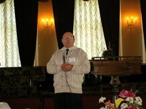 """Самохвалов И.В. на открытии первой конференции """"АПР"""", 2006г."""