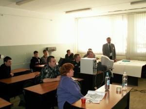 """На одной из секций первой конференции """"АПР"""", 2006 г."""